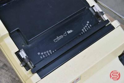 1997 JBI PB3000 Wire Binding Machine - 062321101542