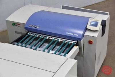 2008 Fujifilm PlateRite 4300E Computer to Plate System - 061621120515