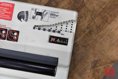 Akiles Roll-a-Coil Heavy Duty Electric Coil Inserter - 061721110540