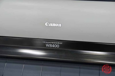 Canon imagePROGRAF W8400 Wide Format Printer - 052821114350