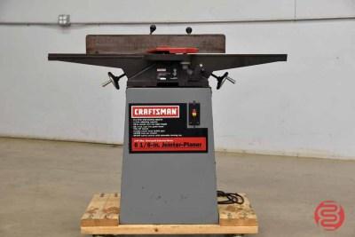 Craftsman 6-1/8in Jointer/Planer - 061621090612
