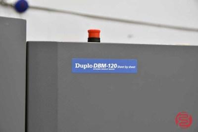 Duplo DBM 120 Sheet Feeder - 061621013822