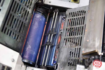 Hamada H234A Two Color Offset Printing Press - 061421110450