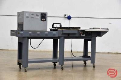 Heat Seal Model HS-115 Combination Shrink System - 060921083120