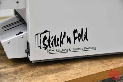 ISP Stitch'n Fold B2000 Booklet Maker - 061421093245