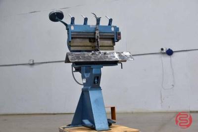 Interlake Model P Multiple Head Flat Book / Saddle Stitcher - 060521085830