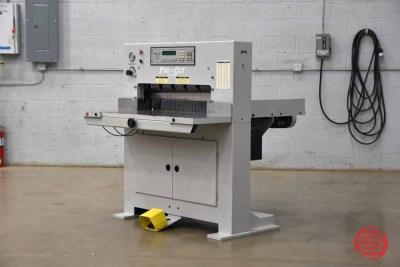 Pro-Cut Model 320C Programmable Hydraulic Paper Cutter - 060121092655