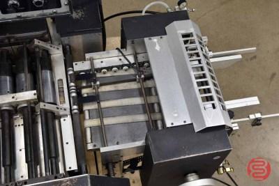 Scott Ten Thousand Automatic Plastic Index Tab Machine - 062921090834