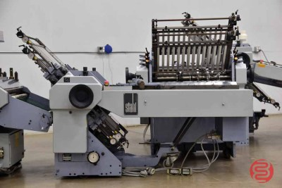Stahl Pile Feed Paper Folding System - 060321034020