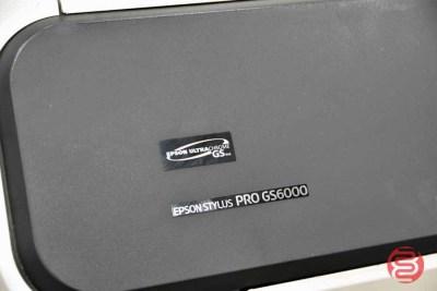 2012 Epson Stylus Pro GS6000 64in Wide Format Printer - 072021021848