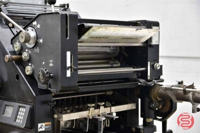 AB Dick 9810 Two-Color Offset Press - 070621103930