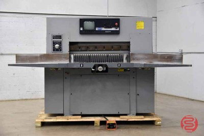 Challenge 420 CRT 42in Hydraulic Paper Cutter - 071621103811