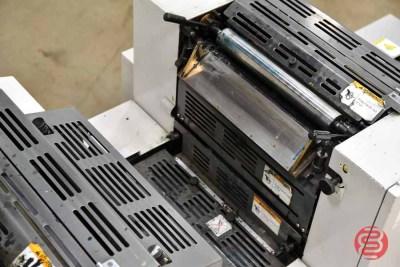 Hamada H234C Two Color Offset Printing Press - 072621105220