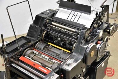 Heidelberg KORA 18 x 22.5 Offset Printing Press - 071621015123