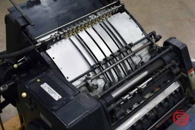 Heidelberg KORD 18x24 1/2in Offset Printing Press - 072021013710