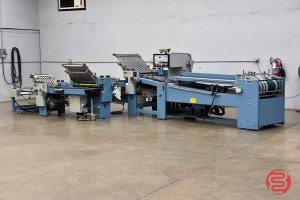 MBO B120 Pile Feed Paper Folder w/8 Page unit and Mobile Delivery - 070621022235