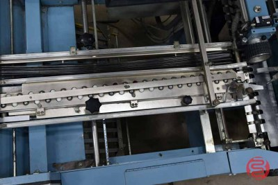 MBO B20 Continuous Feed Paper Folder w/ 8 Page Unit and Mobile Delivery - 071321083640