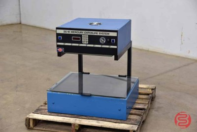 NuArc 26-1K Mercury Exposure System - 072621122750