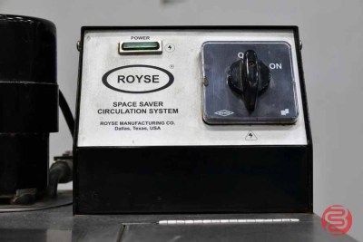 Royse Space Saver Circulation System - 071421111740