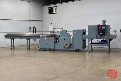 Shanklin Shrink Tunnel and Packaging System - 070621100712