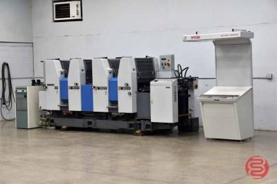 1997 Ryobi 524HX Offset Printing Press - 080421095010