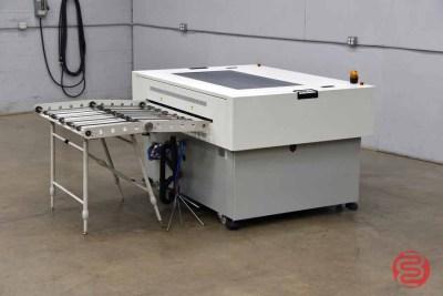 2006 Glunz and Jensen Quartz III 125 Thermal Plate Processor - 082521101340