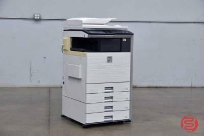 2009 Sharp MX-2600N Digital Printing Press - 082421083146