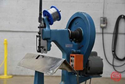 Acme Interlake Model A Flat Book / Saddle Stitcher - 082321021010