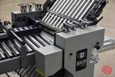 Baum 2020 Pile Feed Paper Folder w/ 8pg Unit - 081821092121