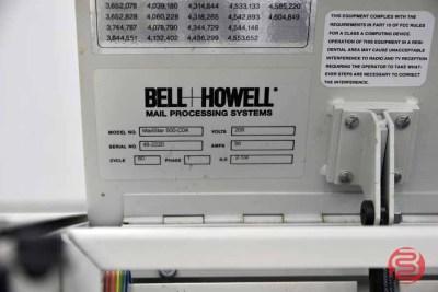 Bell & Howell Mailstar 500 - 082721114528