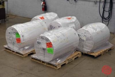 C1S Semi Gloss 54# 9.5in Roll Paper (25 Rolls) - 073021075803
