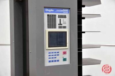 Duplo System 5000 10-Bin Collator - 082021024012