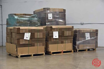 Northwest Packaging Boxes (5 Pallets, 20,000 Boxes) - 073021090030
