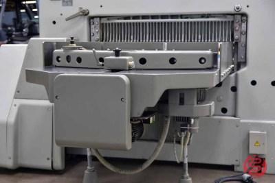 Polar 115 EMC-MON Programmable Paper Cutter w/ Microcut - 080921103822