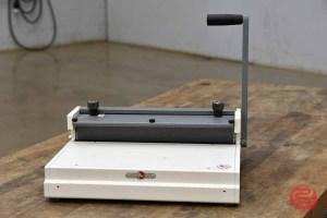 Rhin-O-Tuff HD8000 14in Manual Flat Bar Wire Closer - 081121021450