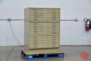 SAFCO Flat Filing Cabinet - 081221083545