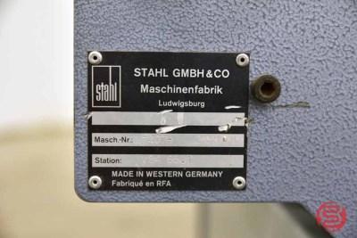 Stahl VSA 66 Vertical Pressing Delivery Stacker - 072921123050