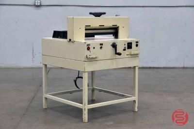 Triumph Ideal-Forte 46/E Paper Cutter - 081621082323