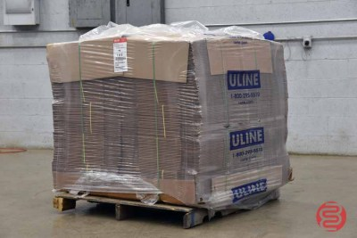 Uline Cardboard Boxes 12 x 10 x 12 (400 Boxes) - 080221013819