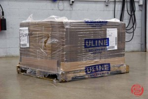Uline Cardboard Boxes 24 x 24 x 14 (140 Boxes) - 080221014614