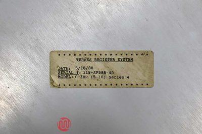 1988 Ternes Register System - 091321020138