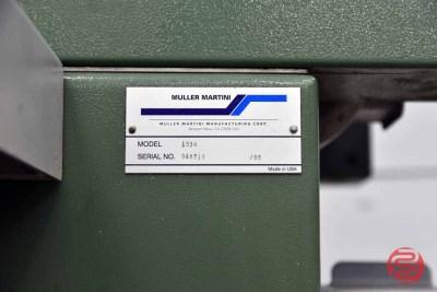 1995 Muller Martini Uno 1534 Book Stacker - 092321014040