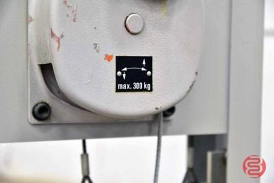 1996 Muller Martini 6000lb Hoist - 092321111930