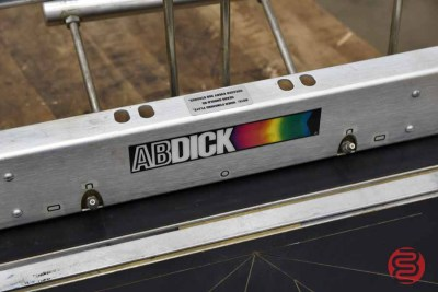 AB Dick Plate Punch - 091321014710