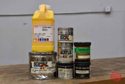 Assorted Ink (~1,000 Cans) - 090121075950