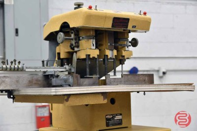 Challenge EH-3 Three Spindle Hydraulic Paper Drill - 092821075612