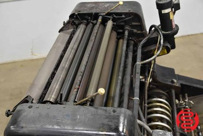 "Heidelberg SORD 25 1/4"" x 35"" Single Color Offset Press - 090321104342"