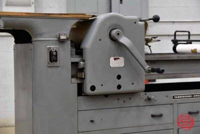Vandercook Model 219AB Proof Press - 092821024814