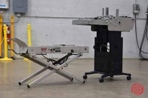 Astro AMC-2000 Friction Feeder w/ Delivery Conveyor - 101821111040