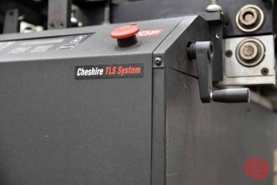 Cheshire TLS System Tabbing Machine - 093021114525